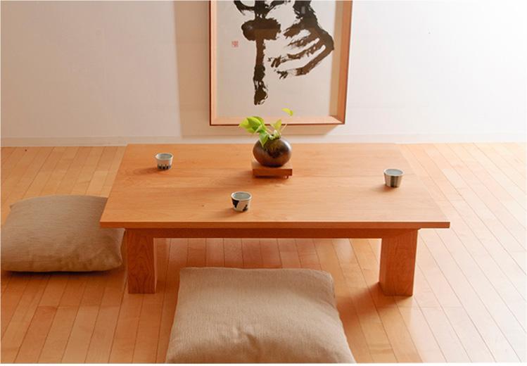 テーブル「リーヴス」